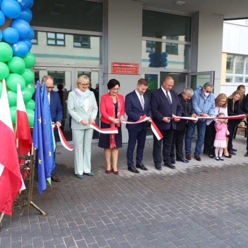Szkoła Podstawowa nr 5 na os. Jeziorna oficjalnie otwarta